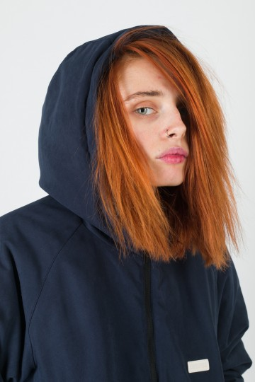 Куртка Nib Lady Синий Чернильный Микрофибра
