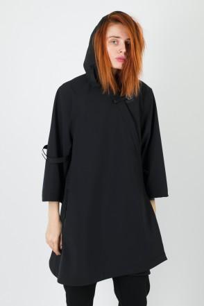 AMGP-001 COR Kimono-Jacket Black