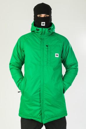 Куртка Straight Jacket Зеленый Яркий