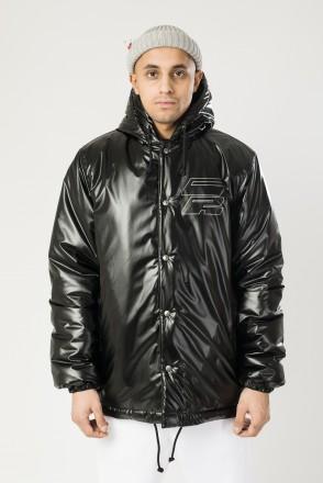 Куртка зимняя Winter Coach Черный Рипстоп