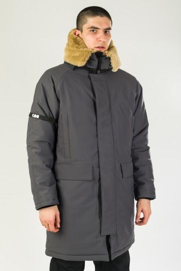 Зимняя куртка CR-A 5 NFC COR Серый Темный