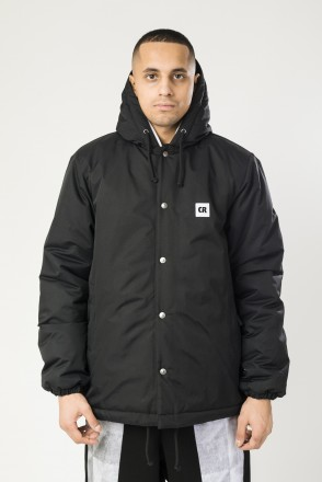 Куртка зимняя Winter Coach Черный