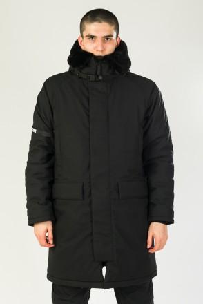 CR-A 5 NFC COR Jacket Black