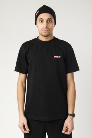 Regular T-shir 15 Years Black