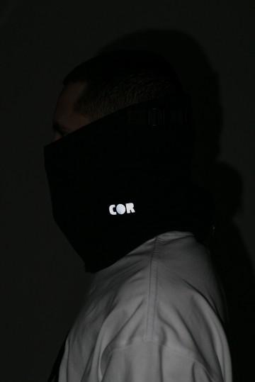 Шарф NCKW 3 COR Черный