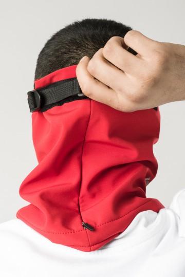Шарф NCKW 3 COR Красный