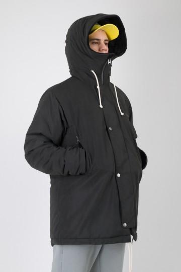 Куртка Forward 2 Черный Микрофибра