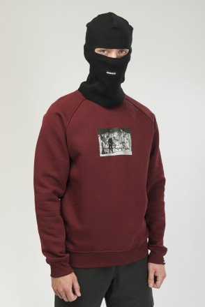 Firm Crew-neck CODERED X Ster Cherry Red