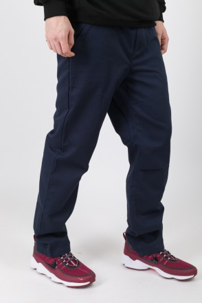 Shade Trousers Ink Blue