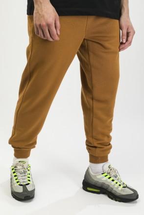 Basic Summer Pants Sandy Brown