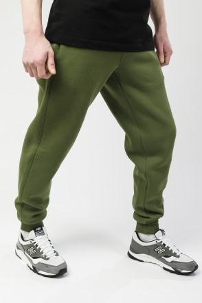 Basic Pants Light Green