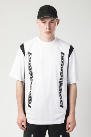 Fast Sports T-shirt White/Black
