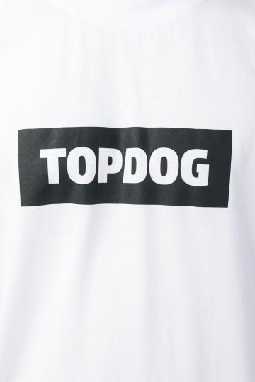 Футболка Regular CODERED x TOP DOG Белый Font Box
