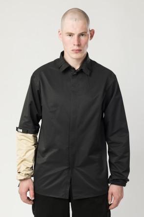 Мужская ветровка-рубашка 1SL COR Черный