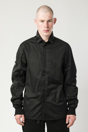 MA-3 COR Shirt Black