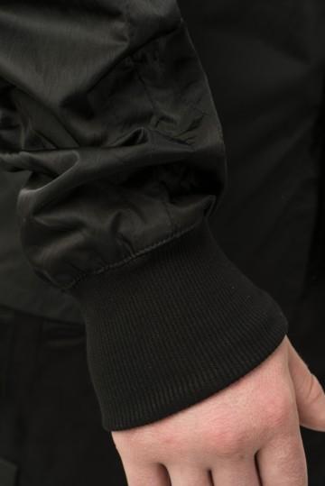 Мужская ветровка-рубашка MA-3 COR Черный