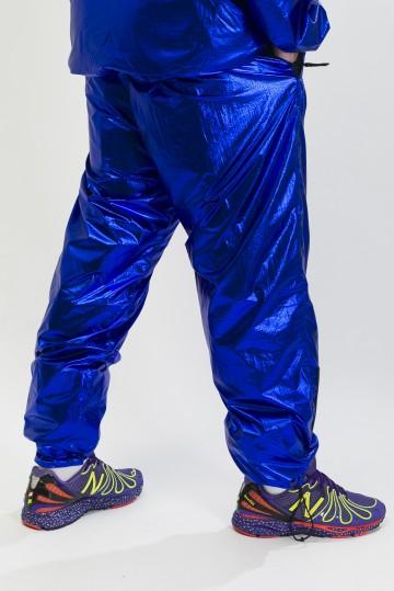 Брюки двусторонние Astral Pants Синий Металлик/Оранжевый Флюр