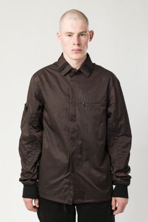 MA-3 COR Shirt Dark Brown