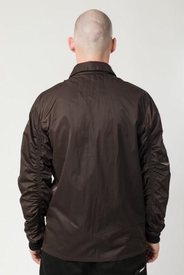 Мужская ветровка-рубашка MA-3 COR Коричневый Темный