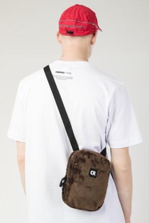 Code Bag Brown Fur