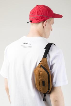Hip Bag Ginger Art. Suede
