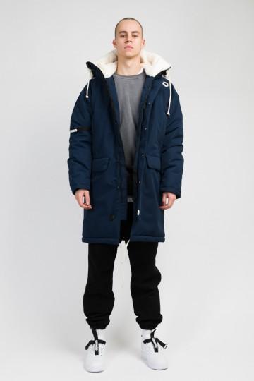 Зимняя куртка CR-A 4 COR Синий Чернильный Мембрана
