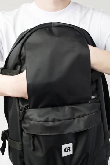 Рюкзак Action 2 Черный таслан