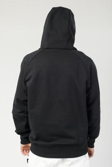 Толстовка Hood C COR Черный Теплый