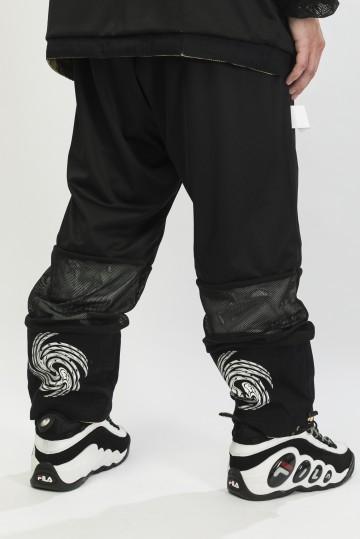 Astral Pants Shiny Black/Black