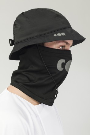 BK-MSK COR Bucket Hat Black
