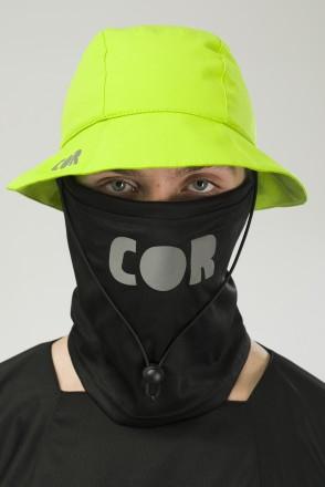 BK-MSK COR Bucket Hat Lime