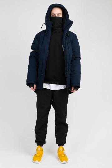 Куртка Inner City 2 COR Синий Чернильный Мембрана
