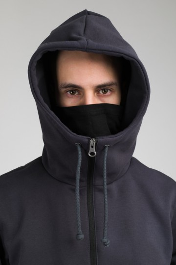 Sector Hoodie Anthracite