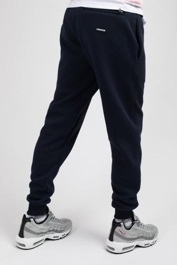 Basic Pants Dark Blue