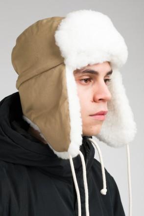 Core Ushanka-hat Beige