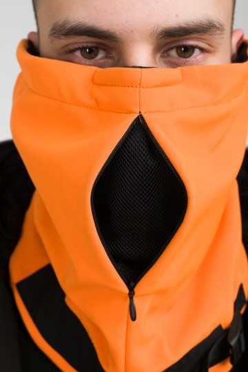 NCKW COR Buffer Orange