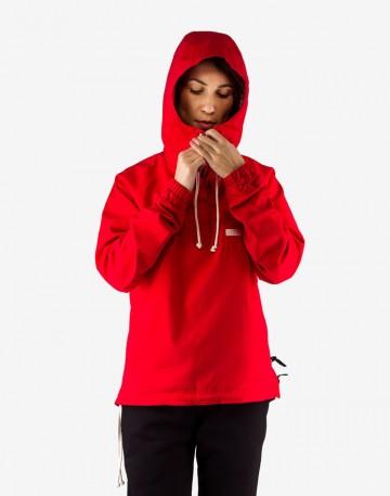 Анорак Mob Красный