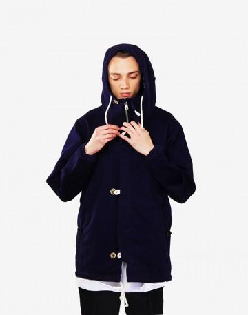 Куртка Cover Up 3 Синий Чернильный