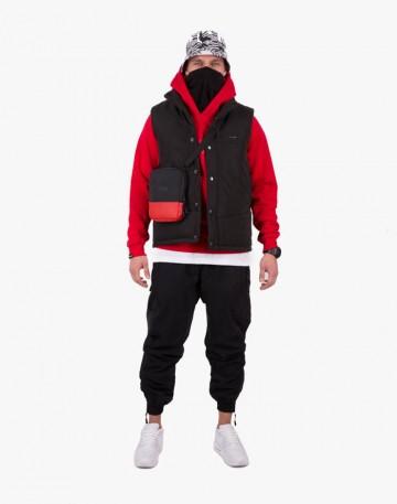 Code Bag Black/Red