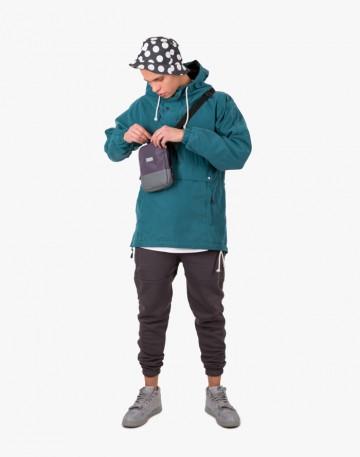 Code Bag Gray