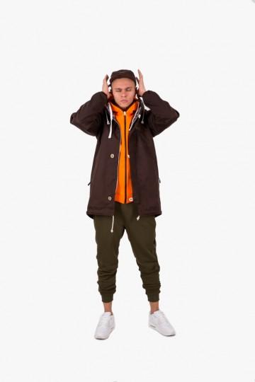 Куртка Cover Up 3 Коричневый