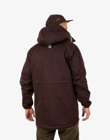 Cover Up 3 Jacket Brown