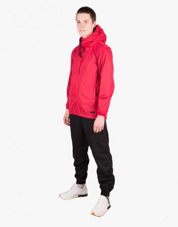 Font Anorak Red