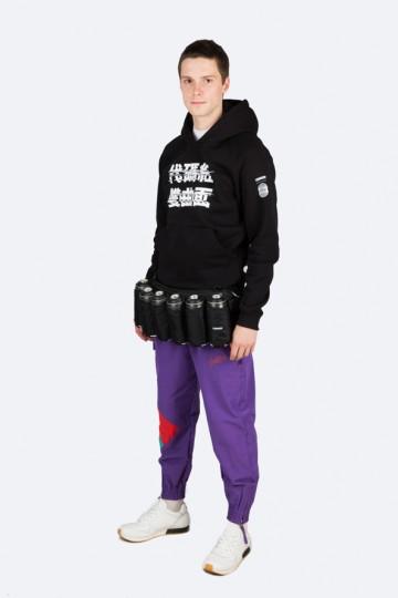 Сумка для баллонов Cans Bag Черный