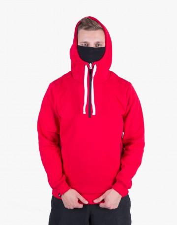Толстовка Mask Красная
