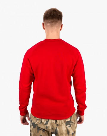 Толстовка Firm Poligon Logo Красная