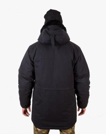 Куртка Background Черная