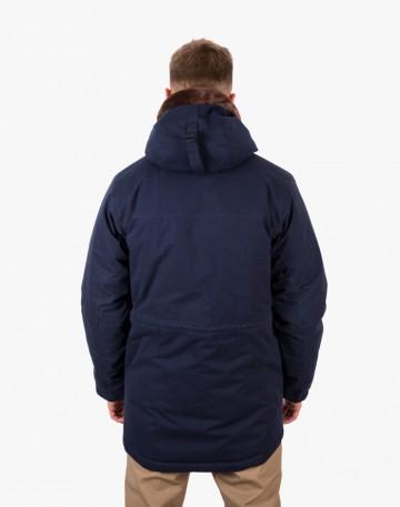 Куртка Background Чернильно-синяя