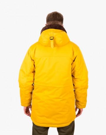 Куртка Background Горчичная