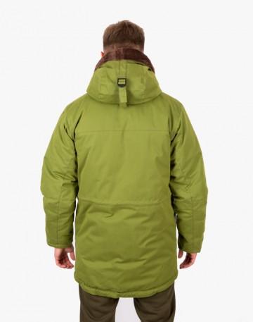 Куртка Background Зеленый Полевой